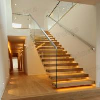 Cantilevered stair case 2