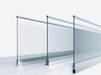 Crystal View Balustrade