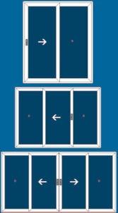 Sliding Door Options